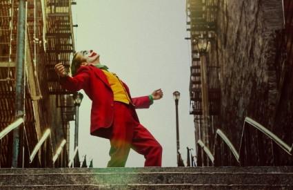 Joker je favorit medija