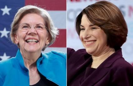 Elizabeth Warren ili Amy Klobuchar?