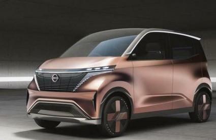 Nissan IMk Concept EV