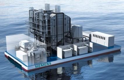 Siemensova Estrella de Mar III