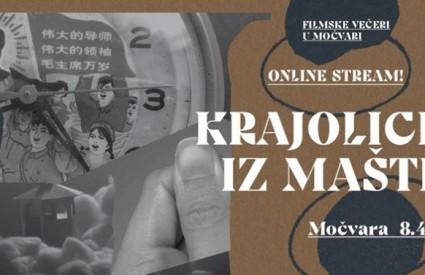 Filmske večeri u Močvari