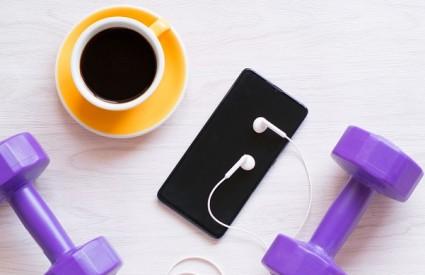 Kava i vježbanje