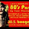 Tulum - 80's party 30.