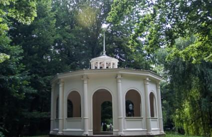 Paviljon Jeka
