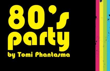 80s party za pamćenje