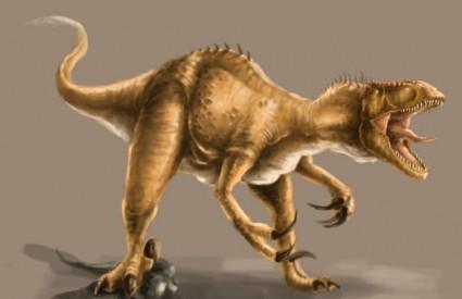 Megaraptor bio je zastrašujuć