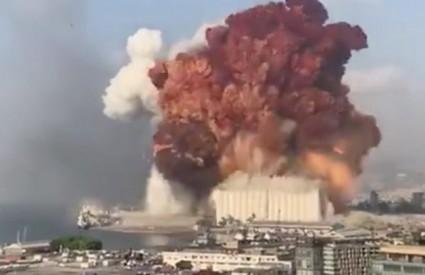 Strašna eksplozija