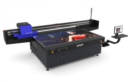 Epson UV LED pisač