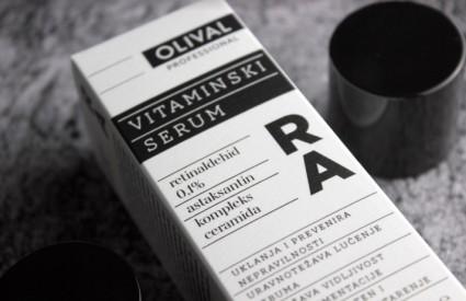 Vitaminski serum RA