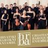Nastavak koncertne sezone Hrvatskog baroknog ansambla