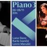 Glazbeni festival 'Piano3'
