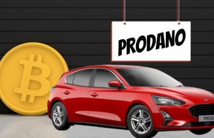 Kupljeno za - bitcoin