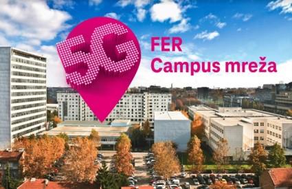 Prva 5G campus mreža
