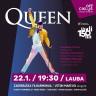QUEEN - Filharmonijska posveta legendarnim britanskim rockerima