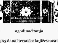 365 dana hrvatske književnosti u godini čitanja