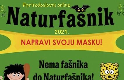 Naturfašnik ide - online