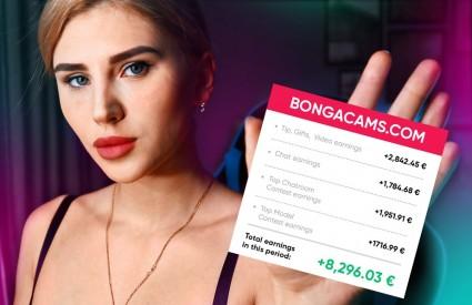 BongaCams donosi zaradu