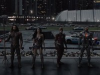 Zack Syder's Justice League director's cut