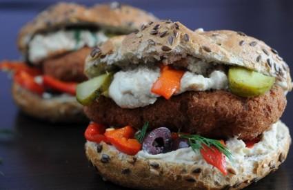 Biljni burgeri