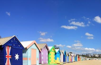 Brighton Beach, Australija