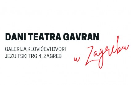 Dani Teatra Gavran