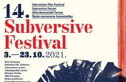 14. Subversive Film Festival
