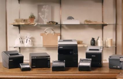 Nova linija Epson POS printera