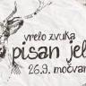 Pisani jelen u Močvari